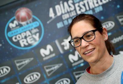 """Anna Montañana: """"Hay que derribar puertas para que una mujer dirija en Liga"""""""