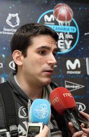 """Carlos Suárez: """"Llegamos en un gran momento e iremos sin miedo al Madrid"""""""
