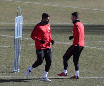 Diego Costa, fuera de la convocatoria por molestias musculares