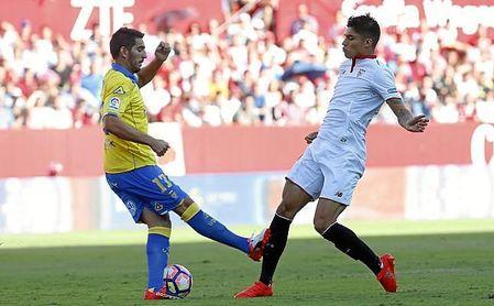 Así le fue al Sevilla con los equipos que pelean por el descenso