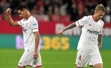 Ganso ya sólo se entrena en el Sevilla; y ya, a veces, ni eso.