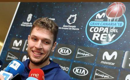Vezenkov: Baskonia nos ganó dos veces en el último mes; es hora de reivindicar