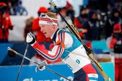 El noruego Boe triunfa en los 20 kilómetros