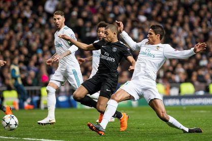 El Real Madrid logra su victoria 250 en la Copa de Europa-Liga de Campeones