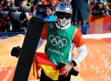 Vaultier, Hughes y Regino Hernández se reparten las medallas de boardercross