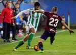 Barragán vuelve a una lista sin Rubén Castro y Dani Giménez