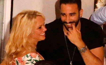 Las confesiones sexuales de Pamela Anderson sobre Adil Rami