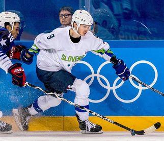 Un jugador de hockey esloveno da positivo y abandonará la villa olímpica