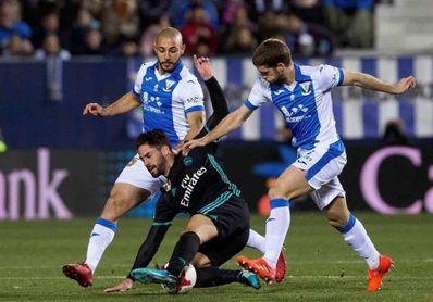 Alineaciones probables para el Leganés-Real Madrid