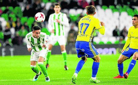 El canterano se siente sentenciado desde que fue sustituido al descanso en Copa ante el Cádiz.