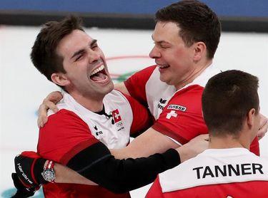 Suiza se lleva el bronce en categoría masculina