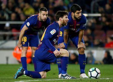 Messi, rey de asistencias en la Liga y verdugo del Girona