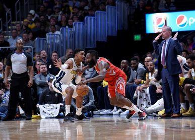 114-119. Harden y Paul dan a Rockets la duodécima victoria consecutiva