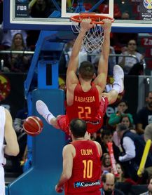 79-67. España logra el pase a la siguiente ronda con una cómoda victoria