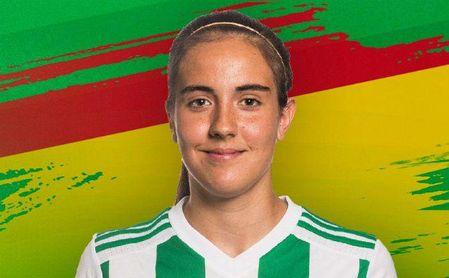 Rocío Gálvez, del Betis Féminas, convocada con la Selección absoluta