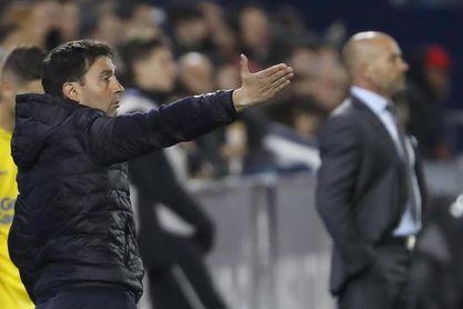 """Garitano:""""Hace años preparé algo para Costa. Hizo dos goles y me cesaron"""""""