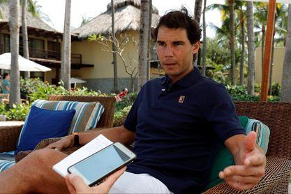 """Nadal: """"Ya no existen jugadores con golpes débiles"""""""