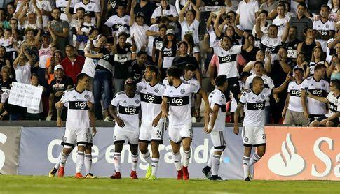 Olimpia asume el liderato del Torneo Apertura paraguayo en la cuarta fecha