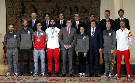 "Rajoy: ""España da otro paso hacia adelante con las medallas de PyeongChang"""