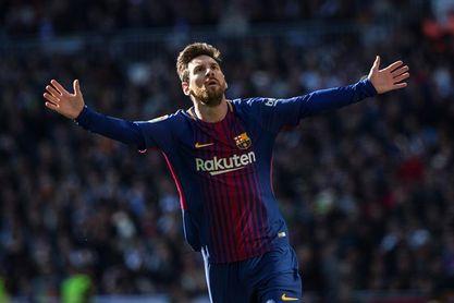 Tapia se reúne en Barcelona con Messi y Bartomeu