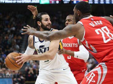 Triunfos de todos los líderes, los Rockets ganan sin descansoseguida