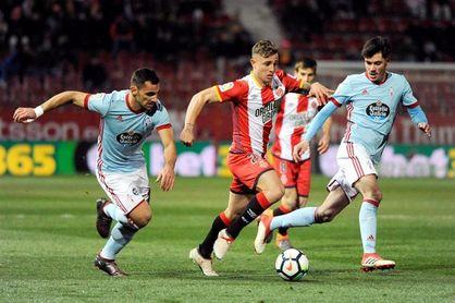 1-0. El Girona, intratable en Montilivi
