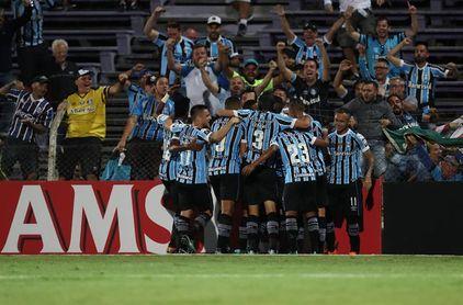 1-1. Maulella priva al campeón Gremio de llevarse una victoria de Montevideo