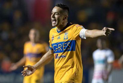 3-1. El ecuatoriano Valencia firma doblete y sella pase de Tigres a cuartos