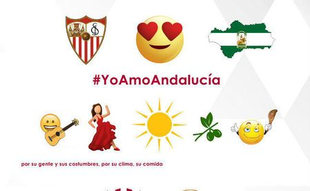 El Sevilla celebra el Día de Andalucía