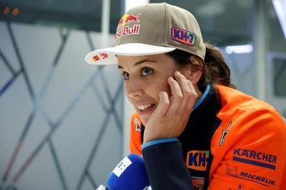 Laia Sanz renueva por dos temporadas con la marca austríaca KTM