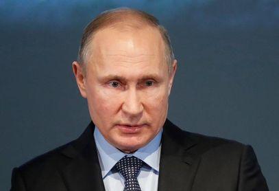 Putin llama a garantizar la seguridad de los futbolistas y los aficionados durante el Mundial