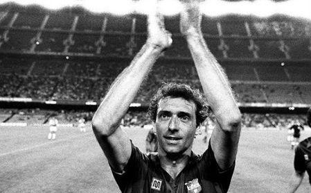 El mundo del fútbol llora la muerte de Quini