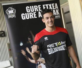 El brasileño Ricardo Fischer rescinde su contrato con el RETAbet Bilbao