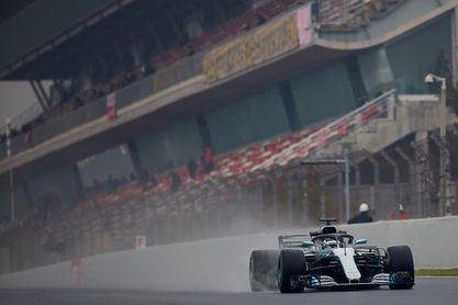 Hamilton logra el mejor tiempo de la semana; McLaren culmina un gran trabajo