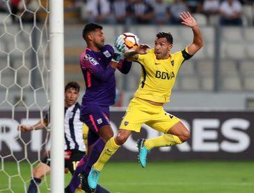 0-0. Los postes frustran el triunfo de Boca Juniors y salvan a Alianza Lima