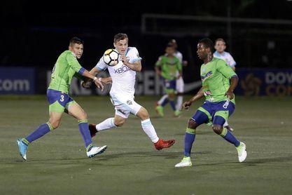 4-0. Bruin y Lodeiro lideran goleada y Sounders FC pasan a cuartos de final