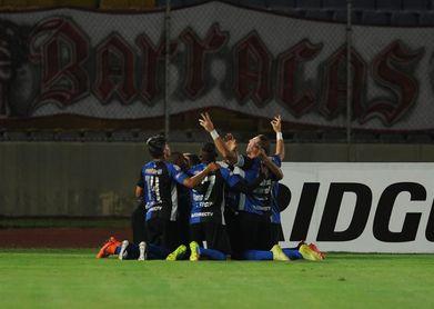 El Caracas cae antes de volver a la Copa Sudamericana