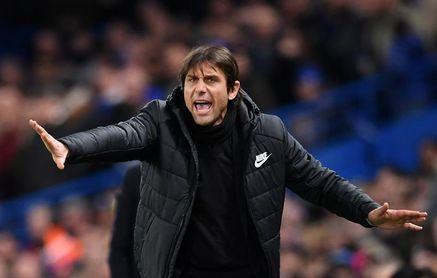 """Conte: """"Es el Chelsea el que debe demostrar ambición, no yo"""""""