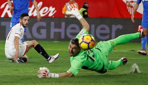 Guaita es duda en la portería del Getafe para medirse al Real Madrid