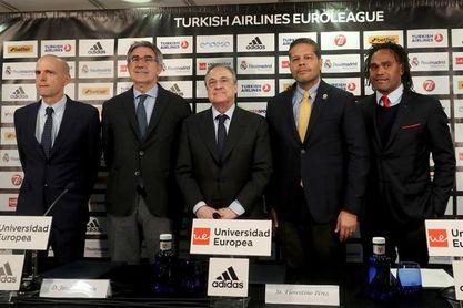 """Real Madrid, Fenerbahce y Euroliga firman Los """"Principios de Atenas"""""""