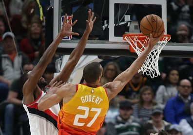 116-108. Gobert aportó doble-doble y los Jazz sorprenden a los Timberwolves