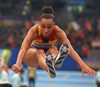 Ana Peleteiro logra un bronce histórico en triple salto