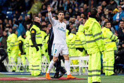 Cristiano no falla a su cita con el gol ante el Getafe y llega a 300
