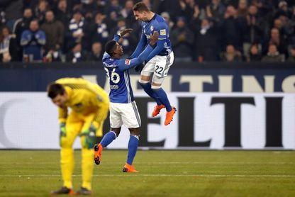 El Schalke arrebata al Dortmund la segunda plaza