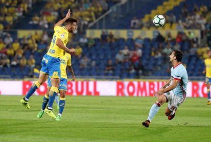 La UD Las Palmas solo ha ganado seis veces en treinta visitas ligueras a Vigo