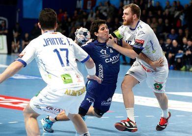20-19. El Ademar se despide de Europa ante el Montpellier con la cabeza alta