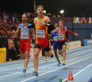 La IAAF recomienda entrenar más en sala para evitar descalificaciones