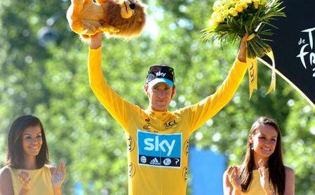 Wiggins se dopó para ganar el Tour de Francia de 2012