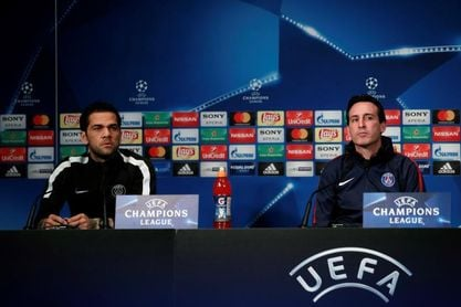"""Emery: """"Somos capaces de ganar al Madrid con los mejores"""""""