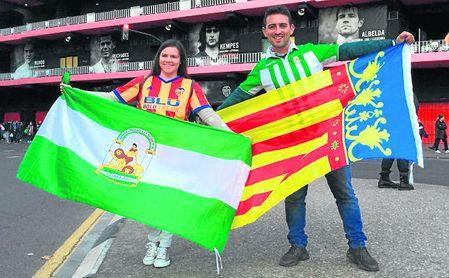 Curiosidades que dejó el Valencia-Betis.